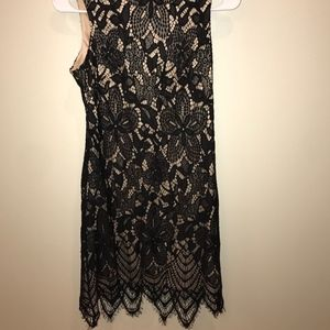 Nordstroms Jessica Howard Formal Mini Dress